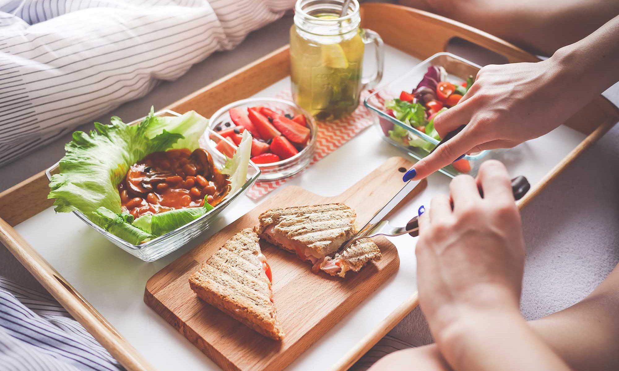 Alimentos para estudiar y mejorar tus calificaciones.