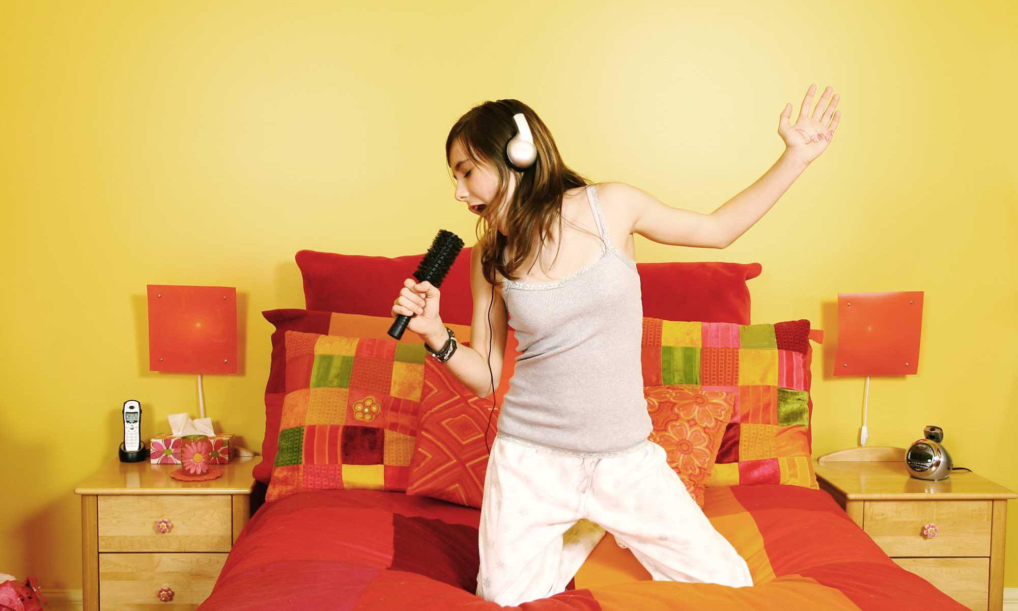 Aprender ingles cantando.
