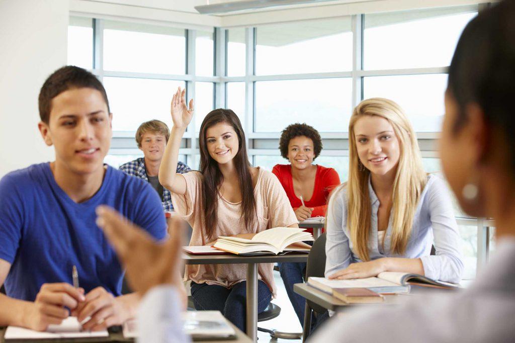 Hábitos de estudio universitario: hacer preguntas.