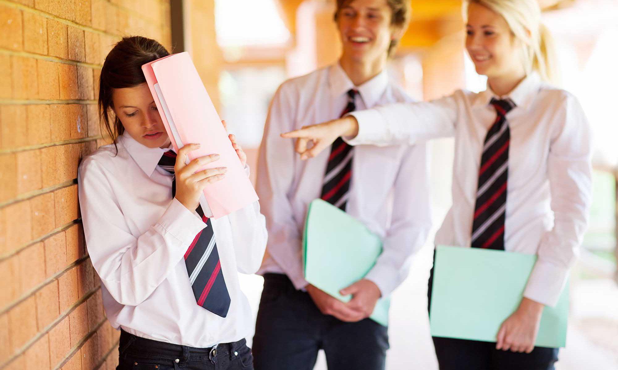 Acoso escolar bullying cómo evitarlo.