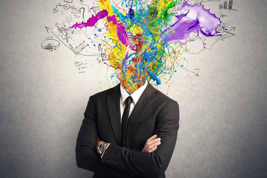Mapa mental ayuda a organizar ideas.