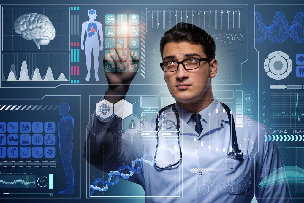 Carreras de ciencias de la salud.