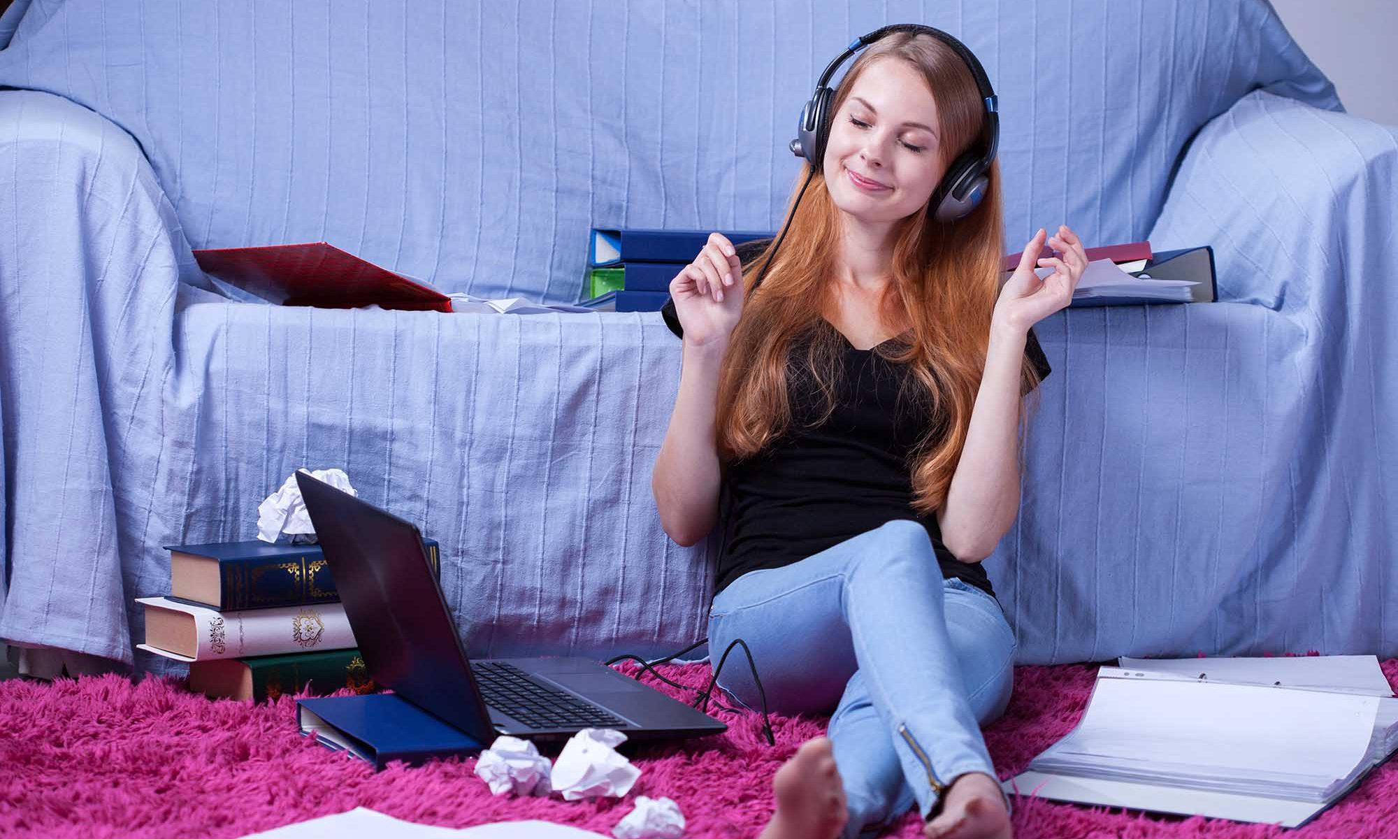 Música para estudiar y concentrarse.