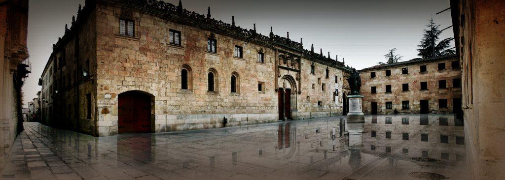 Universidad más antigua de España.