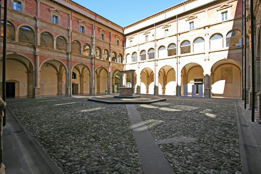 Universidad más antigua de Europa.