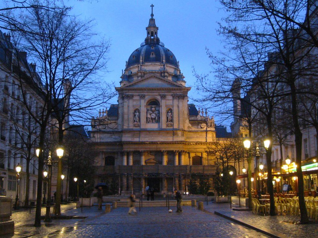 Universidad más antigua de Francia.
