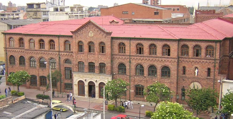 Universidad más antigua de Colombia.