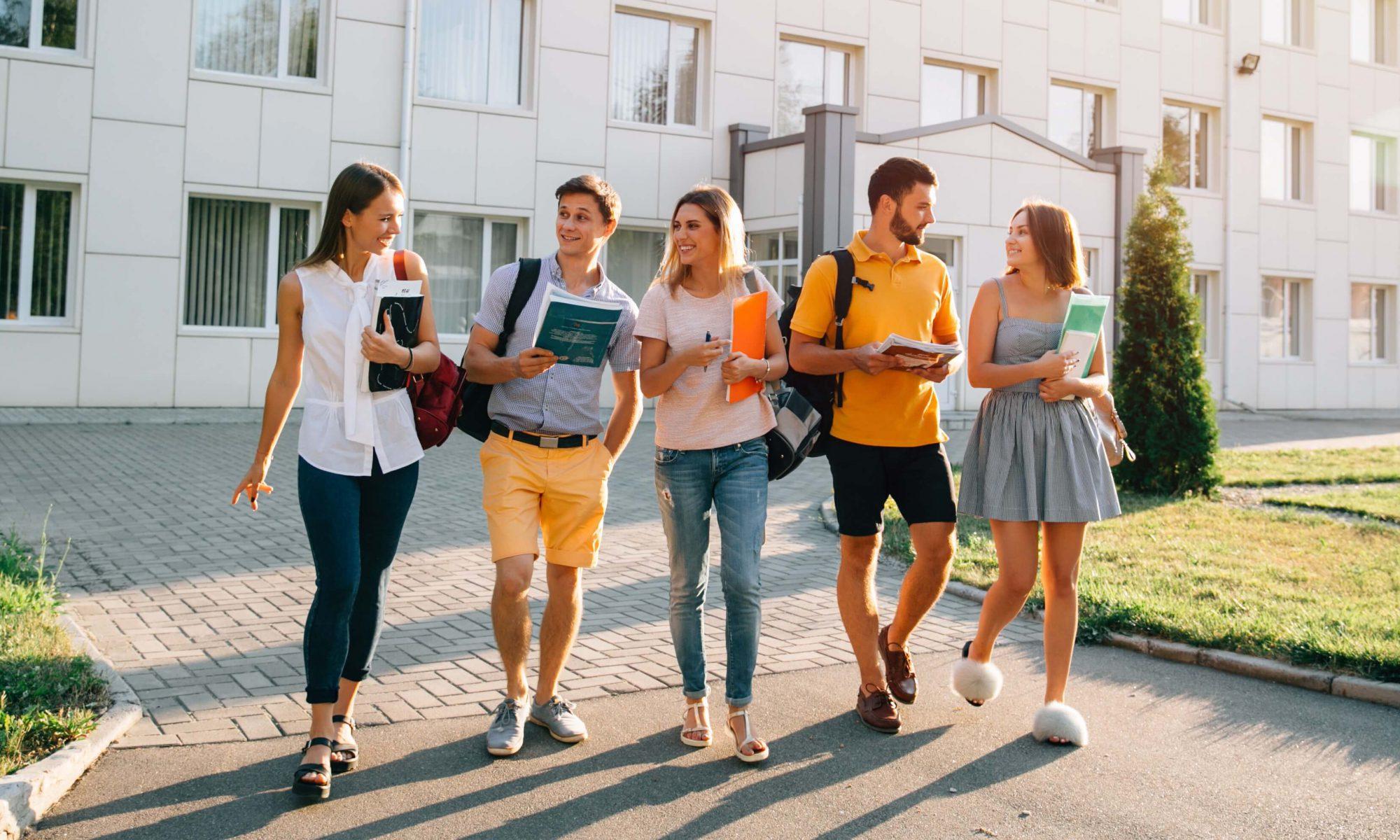 Las ventajas de estudiar en el extranjero.